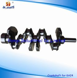 Авто части коленчатого вала на Nissan Ka24 Ка24de K25/K24/Ka20/Kr30/Vk56de/K21