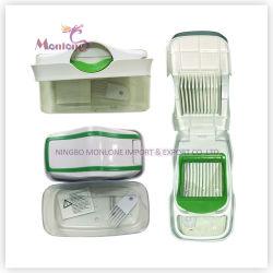 Ferramenta útil de cozinha/frutas vegetais/cortador com pedal de tomate 24,7*12,7*12,2cm