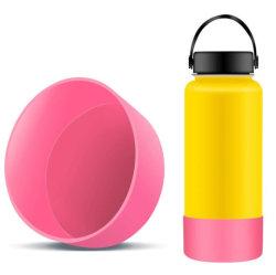 Розовый горячей воды силиконового герметика-термос втулки крышки