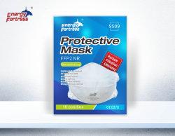 Maschera facciale FFP2 monouso non sterile con montaggio a testa all'ingrosso Alimentazione