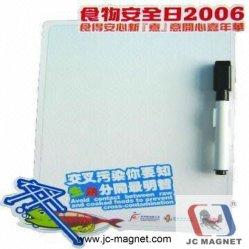 Liste D'achats Notebook de Magnetic Memo