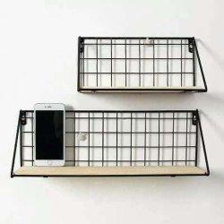 Punch-Free настенные полки прикроватный монитор на стене висел корзину кухня Стены в ванной комнате общежития для установки в стойку для хранения артефактов