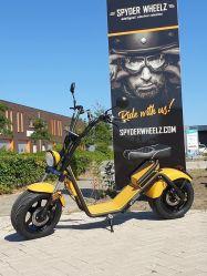 二重Tron 2000W 2wheels大きい力の大人60V Eのスクーターのハイドロリックブレーキの競争