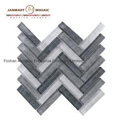 2020 новый дизайн Crystal Reports для струйной печати серый текстуры моделей стеклянной мозаики на стене внутреннее оформление наград