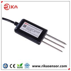 Rk520-01 de Vervaardiging van de Sonde van de Zender van de Sensor van de Vochtigheid van de Temperatuur van de Grond van de Landbouw 4-20mA