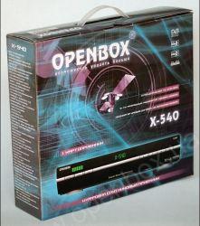 Openbox (F500/X540/X560/X590) Digital Satellitenempfänger