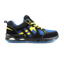 Zapatos de trabajo de la moda, calzado de seguridad, la última de diseño (SN6149)