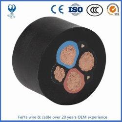 Tscgewoeu Tsegewou 中電圧および高電圧リールケーブルフレキシブルケーブル ポートクレーンの場合は、 50mm2 の電源ケーブル