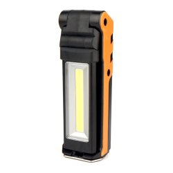 مصباح عمل قابل لإعادة الشحن قابل للطي متعدد الوظائف قابل للطي، مصباح عمل قابل للطي، قابل للحمل في حالات الطوارئ قابل للحمل لمدة إصلاح السيارة