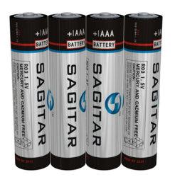 De tamaño R03P/batería AAA