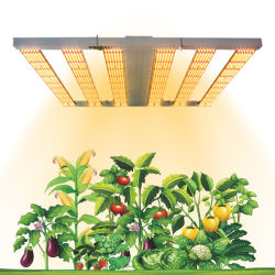 삼성 LM 301b 301h 온실 원예품, 650W UV IR Vig Bloom LED 증식 조명 Spydr Growlights 식물 성장등
