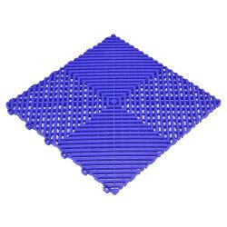 Pp che collegano la stuoia di plastica delle mattonelle di pavimento del garage/delle mattonelle di pavimento di ginnastica magazzino del workshop/che collegano la pavimentazione del garage