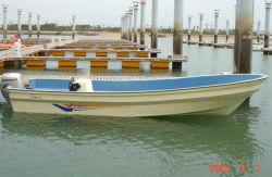 23FT / 6.8M Panga Barco de fibra de vidro