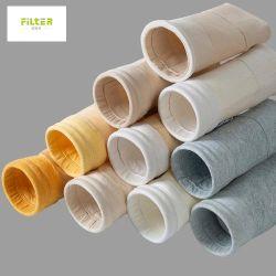 Polyester/acryl/Aramid/PPS/PTFE/P84/glasvezel filterzak voor stofzak