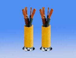 Alimentación de baja tensión funda cable 10x2.5 mm2