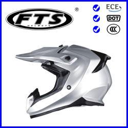 Motorrad-zusätzlicher Sicherheits-Schoner-Kohlenstoff-Faser-Kreuz-Sturzhelm weg vom Straßen-volles halbes Gesichts-geöffneten Strahl modulares F161 mit PUNKT u. ECE-Bescheinigungen
