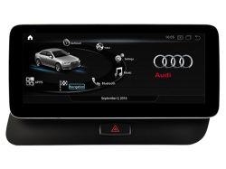 Witson Android 10 системы автомобиля Navi GPS для Audi Q5 2009-2018 Пру 4G+64G ОЗУ Google WiFi Bt видео стерео Carplay сенсорного экрана