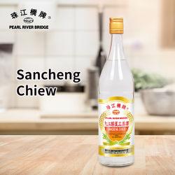 Sancheng Chiew 750ml Pearl River Bridge Chinesischer Alkohol/Reis Kochwein
