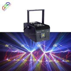2020 Новые продажи этап Disco 4Вт мини-версии RGB лазера