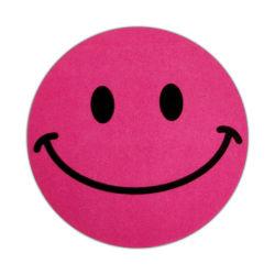 다채로운 색상의 새로운 디자인 접착제 라벨 방수형 원형 방수형 종이 원 감사합니다. 스티커