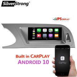 "Audi A4/A5 Android 10.0용 Silverstrong 8.8"" 차량용 DVD 플레이어 GPS 내비게이션 내장 CarPlay DSP"