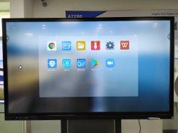 """Veelvoudige Opties 75 het """" Scherm Interactieve Whiteboard van het Systeem van de Aanraking met HDMI"""