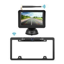 Imperméable IP68 Sauvegarder Voiture Voiture de la caméra de recul de la caméra en marche arrière Vue arrière du kit de caméra de stationnement en marche arrière
