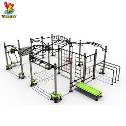 TÜV Outdoor Multi Body Krafttraining Sport Waren Straße Workout Gym Station Machine Home Gym Monkey Bar Outdoor Multi Fitnessgeräte Im Fitnessstudio
