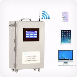 El analizador en línea de múltiples parámetros para la vigilancia de la calidad del agua