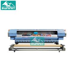 Allwin C8 plus Tintenstrahl-Drucker mit 8 Köpfen Km-HS1000 für im Freienreklameanzeige