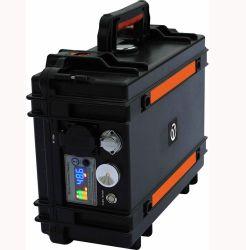 2000 ディープサイクル 3000 倍ポータブル充電器モバイル wh 電源 キャンプの狩猟用釣り 220V 用