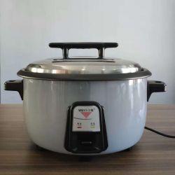 6.6L Kokende Pot die van de Rijst Horeca van 2500W de Elektrische Commerciële Vele Mensen dienen