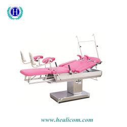 O HDC-99A-I ginecológica eléctrica operando mesa de exame