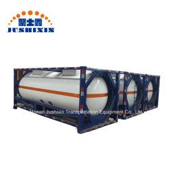 20FT Novos silos de Granéis Líquidos químicos de transporte do contentor