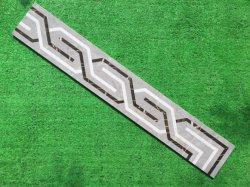 Vitrified Glasierte Porzellan Fliesen Grenze für Home Dekoration (800 * 150mm)