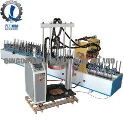 Full-Function cola termofusible PUR de envoltura de MDF de perfil de película de PVC de máquina de envoltura