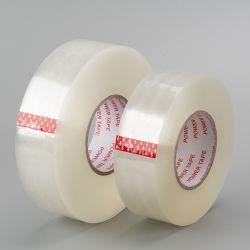 白い透過プラスチック包装テープ