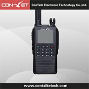 Contalketech ctet-Dm280 Digitale Dmr Bidirectionele RadioUHF400-470MHz met LCD van de Kleur het Scherm 1000CH