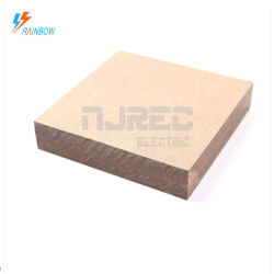 電気変圧器のための絶縁体によってPerma薄板にされる高いDensified木