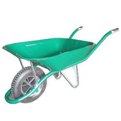 Утилита одной шины колеса кузова зеленый пейзаж Барроу тележки Wb6400