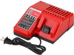 M12 M18 48-59-1812 12V-18V Li-ion L'outil d'alimentation chargeur pour batteries de Milwaukee Power Tool