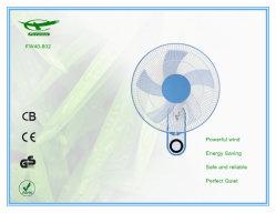 16 pollici 5 come ventilatore bianco della parete di colore della pala (Fw40-802)