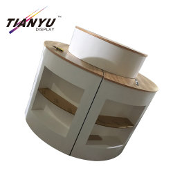 Producir madera modular Sistema Stand el stand de exposiciones en China