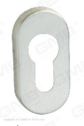 Высокое качество №304 из нержавеющей стали Деревянная ручка двери Rosette (SH96)