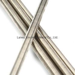ステンレス鋼ASTM A193/A320 B8 B8m Gr B8の高精度通された棒