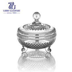 Todos los días de vidrio de Vidrio Cristal de Jar de Caramelo con tapa la olla las tuercas