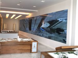 3X11 cadre étroit de la vidéo du panneau d'affichage TV 1920 1080 Prix mur vidéo LCD 4K