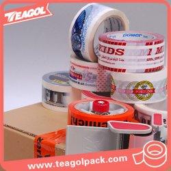 Custom BOPP OPP Acryl Adhesive Shipping Carton Sealing Tape Packing Tape