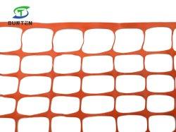Norme de l'UE Heavy Duty la circulation routière en plastique orange/jardin/volaille/Barrière/security/sécurité/le grillage de séparation pour l'avertissement/Block