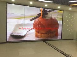 E-Fluence 3D Videowall LCD LED-Bildschirm Werbung Videowand